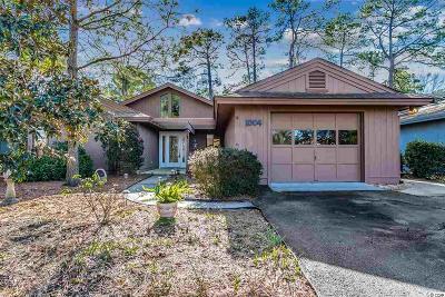Myrtle Beach Single Family Home For Sale: 1004 Cedarwood Circle