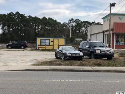 North Myrtle Beach Residential Lots & Land For Sale: 1635 S Highway 17 South