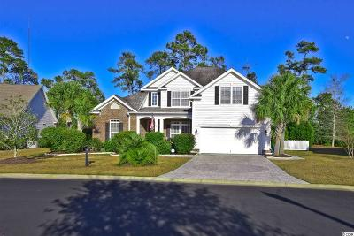 Murrells Inlet Single Family Home For Sale: 353 Green Creek Bay Circle