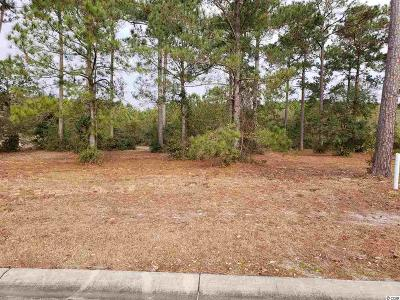 Georgetown County, Horry County Residential Lots & Land For Sale: 8308 Leone Circle