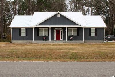 Conway SC Single Family Home For Sale: $265,000