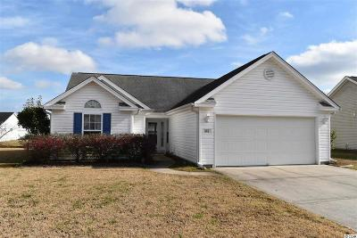 Myrtle Beach Single Family Home For Sale: 313 Harbour Reef Dr.