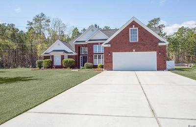 Myrtle Beach SC Single Family Home For Sale: $339,900