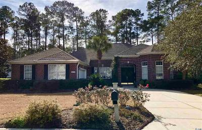 Murrells Inlet Single Family Home For Sale: 4579 Firethorne Dr.