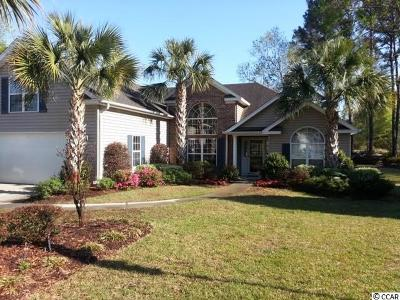 Surfside Beach Single Family Home For Sale: 1445 Windwood Crossing