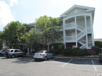 Myrtle Beach Condo/Townhouse For Sale: 3939 Gladiola Ct. #303