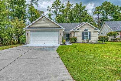 Myrtle Beach Single Family Home For Sale: 596 West Oak Circle Dr.