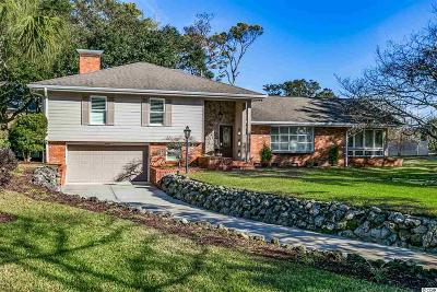 North Myrtle Beach Single Family Home For Sale: 1601 Springland Ln.