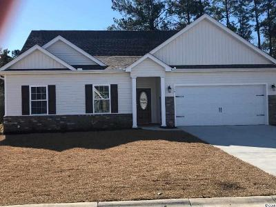 Conway Single Family Home For Sale: 116 Palm Terrace Loop