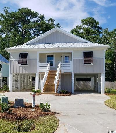 Pawleys Island Single Family Home For Sale: 31 Tidelands Trail