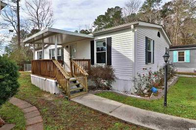 Myrtle Beach Single Family Home For Sale: 169 Intracoastal Village Ct.