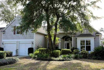 Pawleys Island Single Family Home For Sale: 217 Camden Circle