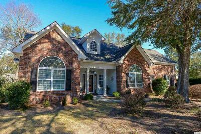 Little River Single Family Home For Sale: 2374 Island Way