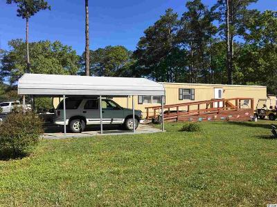Murrells Inlet Single Family Home For Sale: 23 Seaway Lln.