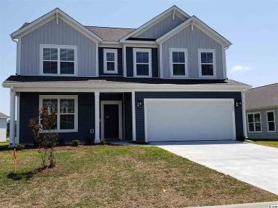 Myrtle Beach Single Family Home Active Under Contract: 1025 Caprisia Loop