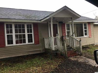 Conway Single Family Home For Sale: 3476 Kates Bay Hwy.