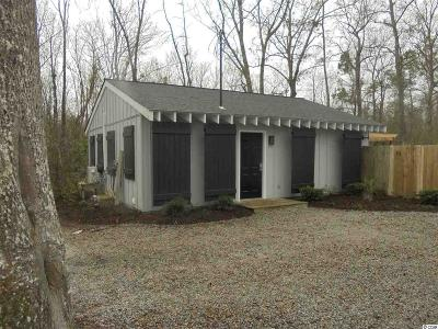 Loris Single Family Home For Sale: 1570 Cane Branch Rd.