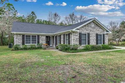 Conway Single Family Home For Sale: 1074 Forest Dr.