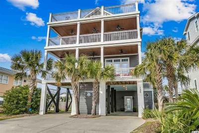 Garden City Beach Single Family Home For Sale: 738 S Waccamaw Dr.