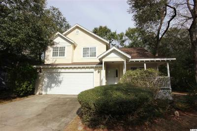 Pawleys Island Single Family Home Active-Pend. Cntgt. On Financi: 38 Voyagers Dr.
