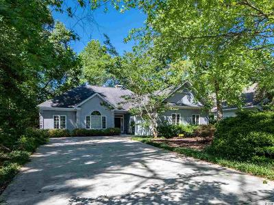 Pawleys Island Single Family Home For Sale: 70 Redwing Ct.