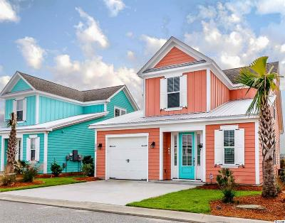 North Myrtle Beach Single Family Home For Sale: 5318 Sea Coral Way
