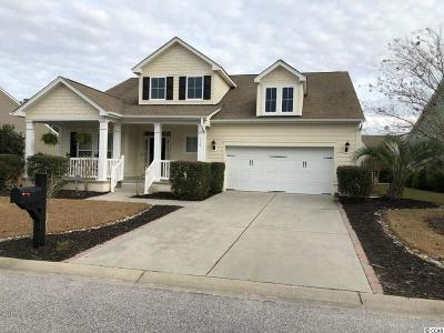 Murrells Inlet Single Family Home For Sale: 716 Dreamland Dr.