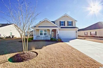 Murrells Inlet Single Family Home For Sale: 574 Martinsville Dr.
