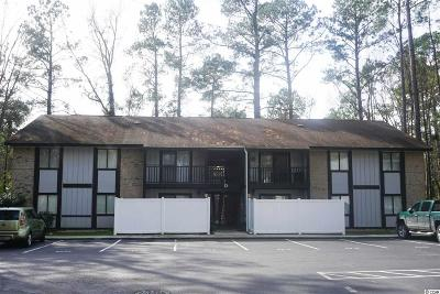 Myrtle Beach Condo/Townhouse For Sale: 950 Forestbrook Rd. #D6