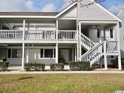 Surfside Beach Condo/Townhouse For Sale: 1880 Auburn Ln. #25C