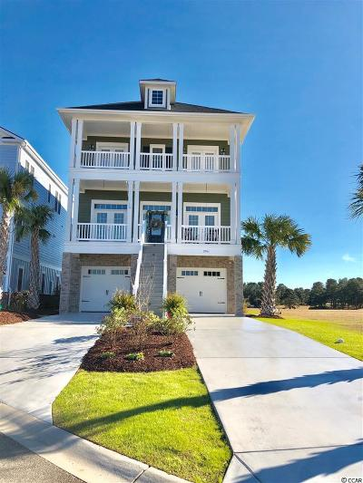 Myrtle Beach Single Family Home Active Under Contract: 296 West Palms Dr.