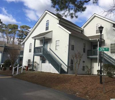 Little River Condo/Townhouse For Sale: 4369 Spa Dr. #305