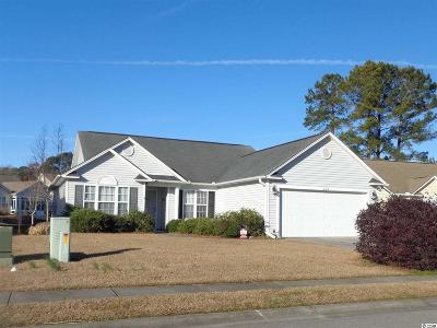 Little River Single Family Home For Sale: 807 Sultana Dr.