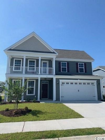 Little River Single Family Home For Sale: 365 Switchgrass Loop