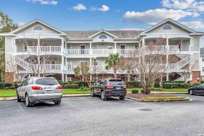 North Myrtle Beach Condo/Townhouse For Sale: 5825 Catalina Dr. #832
