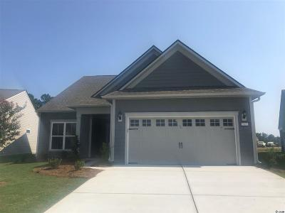 Georgetown County, Horry County Single Family Home Active Under Contract: 5907 Ledro Ln.