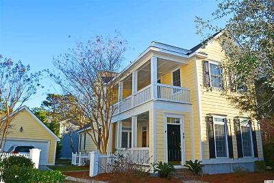 Pawleys Island Single Family Home For Sale: 42 Beaufain Ct.