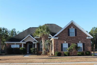 Myrtle Beach SC Single Family Home For Sale: $289,000