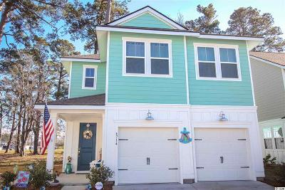 Myrtle Beach SC Single Family Home For Sale: $224,900