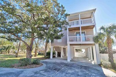 North Myrtle Beach Single Family Home For Sale: 1009 Strand Ave.