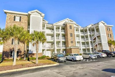 Myrtle Beach Condo/Townhouse For Sale: 4833 Luster Leaf Circle #101