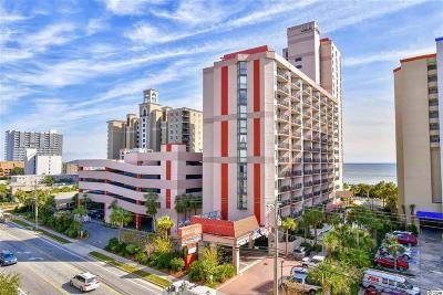 Myrtle Beach SC Condo/Townhouse For Sale: $125,000