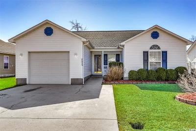 Murrells Inlet SC Single Family Home Active Under Contract: $179,999