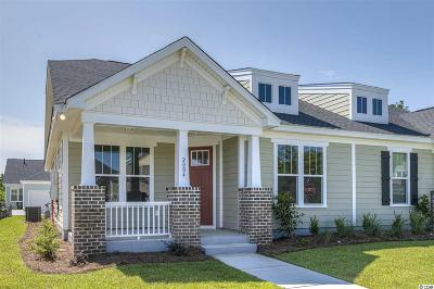 Murrells Inlet Condo/Townhouse For Sale: 2004 Silver Island Way #Lot 107