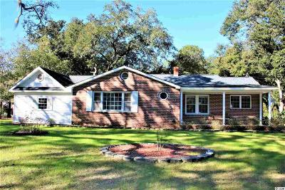 Georgetown Single Family Home For Sale: 2408 South Island Rd.