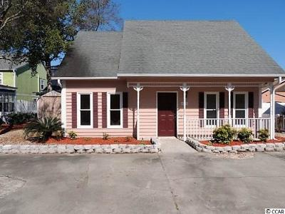 North Myrtle Beach Single Family Home For Sale: 932 Tiffany Ln.