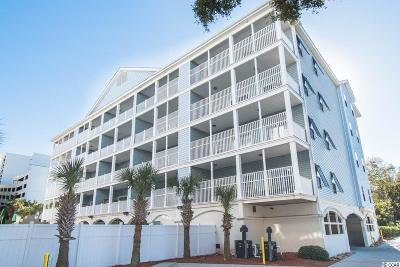 Myrtle Beach SC Condo/Townhouse For Sale: $695,000