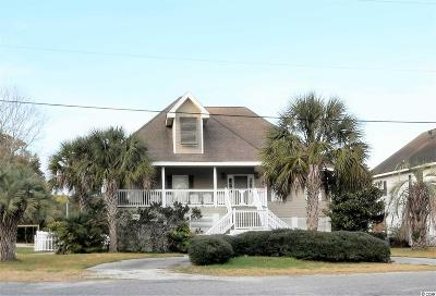 Murrells Inlet Single Family Home For Sale: 206 Edward Ave.