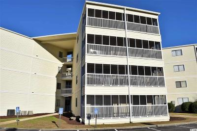 Little River Condo/Townhouse Active W/Kickout Clause: 4350 Baker St. #1103