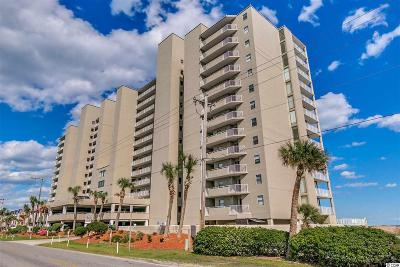 Garden City Beach Condo/Townhouse For Sale: 1990 N Waccamaw Dr. #906